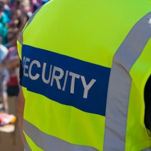security staff hire UK