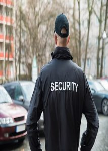 hire security for a wedding