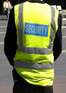 Want to hire security staff for an event in London?